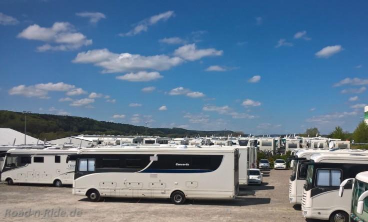 Concorde Wohnmobil