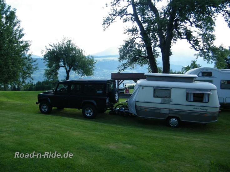Tirol Land Rover Eriba